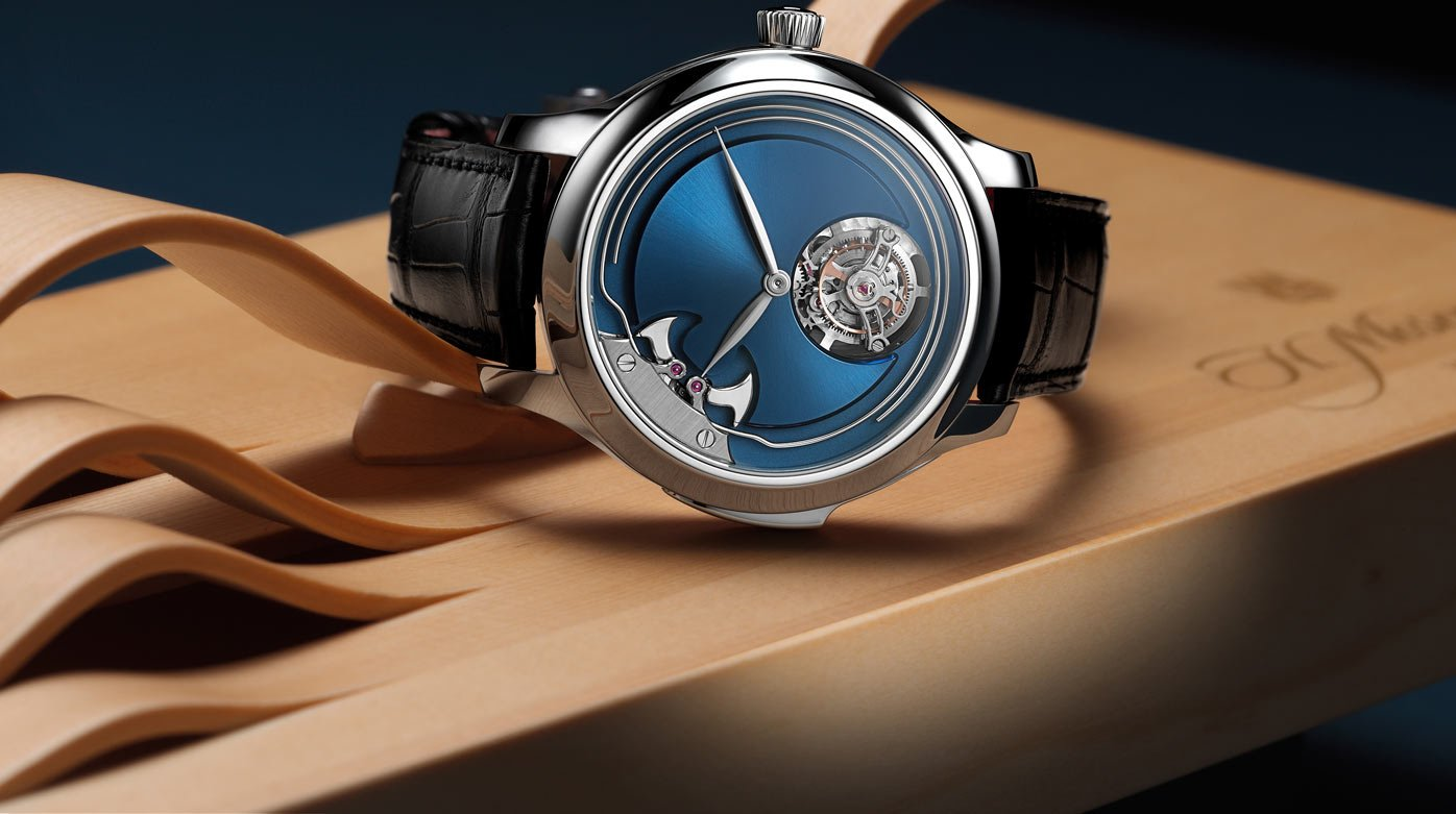 H. Moser & Cie. - The Minute Repeater, H. Moser & Cie. Style