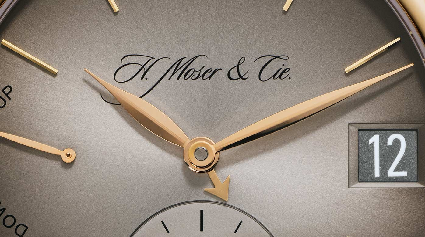 H. Moser & Cie. - New Partner