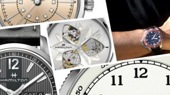 New designs for Baselworld Trends and style