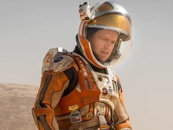Hamilton - Video. The Martian | Hamilton Watches - Trailer