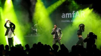 amfAR's 7th annual inspiration Gala Arts and culture