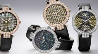 Premier Precious Weaving Automatic 36mm  Trends and style