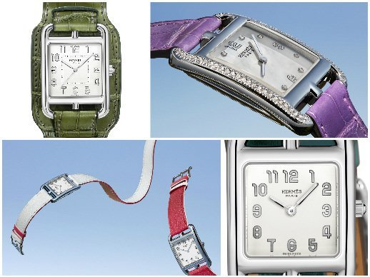 Hermès - Cape Cod, the watch that didn't want to grow up