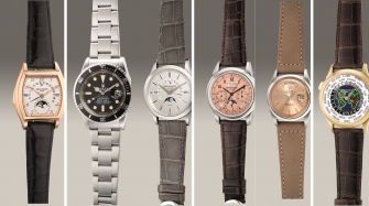 The Hong Kong Watch Auction : X Auctions and vintage