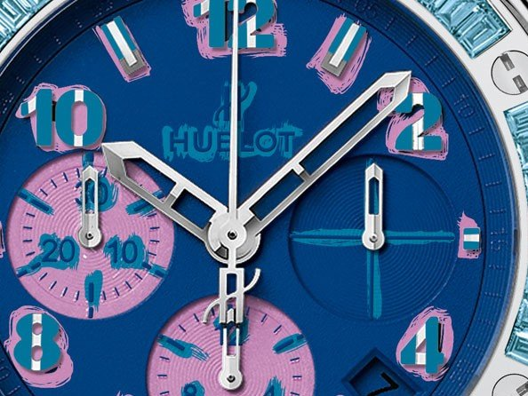 Hublot - Big Bang Pop Art