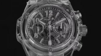 Video. Big Bang Unico Sapphire Trends and style