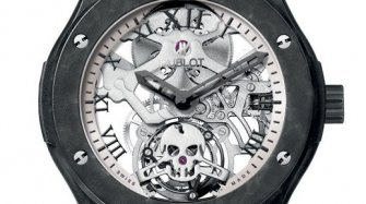 The Classic Fusion Tourbillon Skull  Trends and style