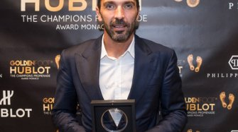 2016 Golden Foot Hublot Award