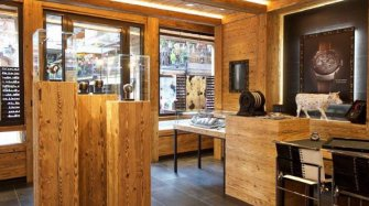 New boutique in Zermatt Retail