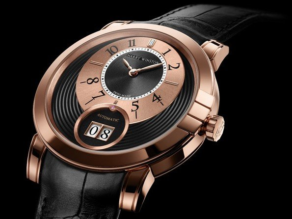 Harry Winston - Only Watch Midnight Big Date