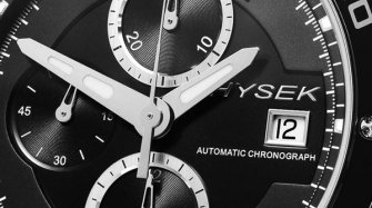 Abyss 44mm Chronograph  Trends and style
