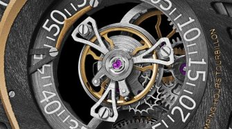 IO 45mm Jumping Hours Tourbillon