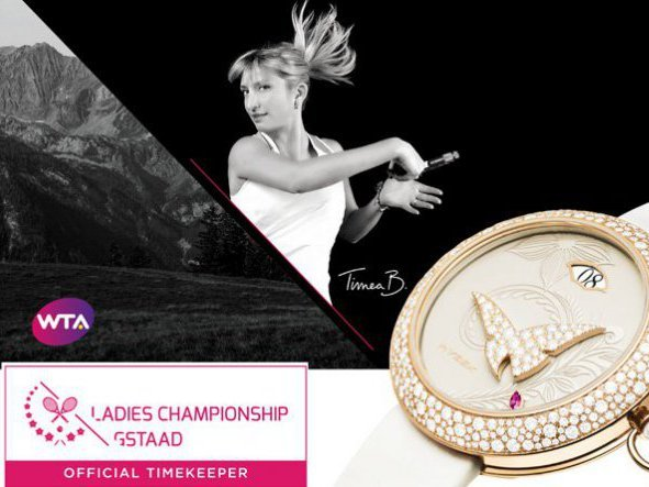 Hysek - Women are back on court in Gstaad