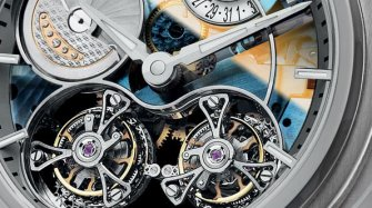 Verdict Double Tourbillon Innovation et technique