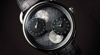 Arceau L'heure de la lune Only Watch Trends and style