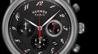 Arceau Chrono Titane Trends and style