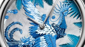Métiers d'Art watches Trends and style