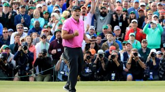 Brand Ambassador Patrick Reed clinches maiden Major  People and interviews