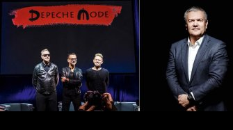 Hublot and Depeche Mode join forces for charity