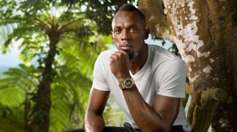Usain Bolt hangs up his spikes