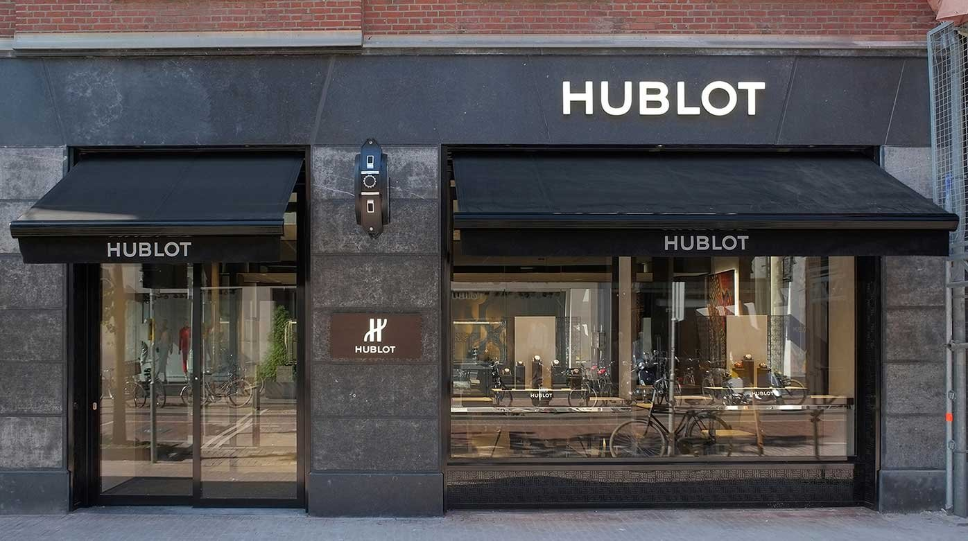 Hublot - New boutique in Amsterdam and new Friend of the Brand