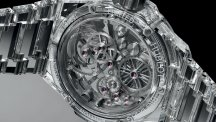 Big Bang Integral Tourbillon Full Sapphire
