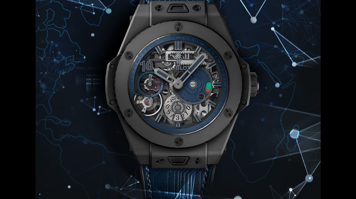 Hublot - Big Bang Meca-10 P2P