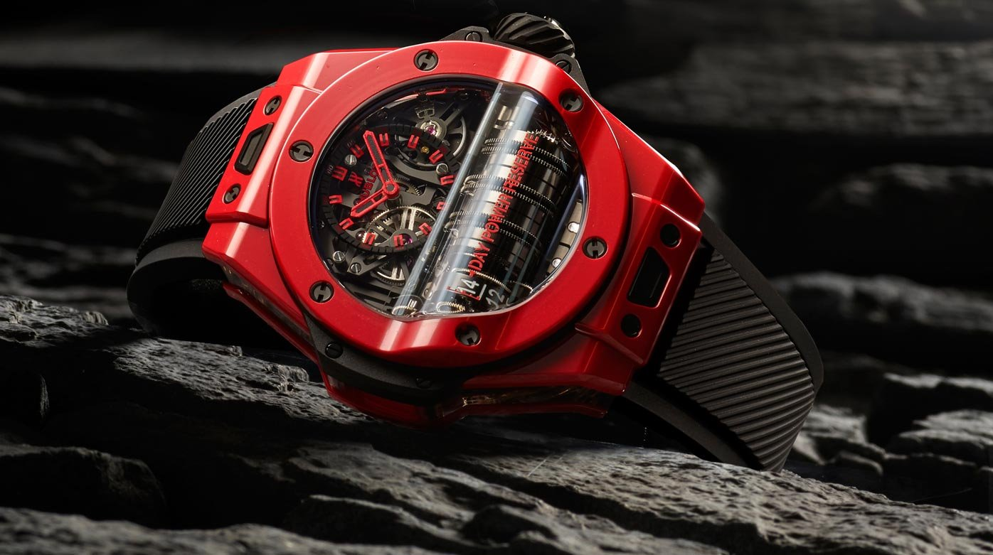 Hublot - Big Bang MP-11 Red Magic