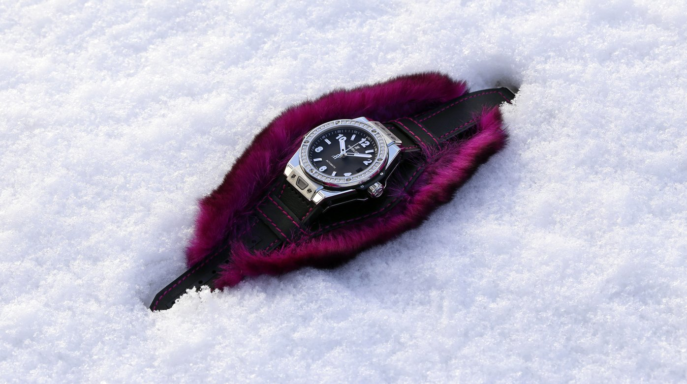 Hublot - Big Bang One Click Cuddly Cuff