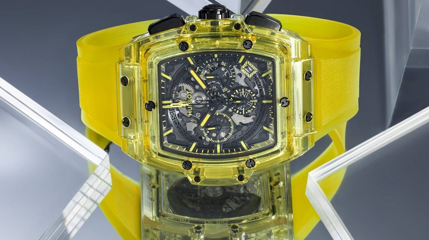 Hublot - Spirit of Big Bang Yellow Sapphire