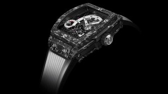 Spirit of Big Bang Tourbillon 5-day Power Reserve Carbon White  Trends and style