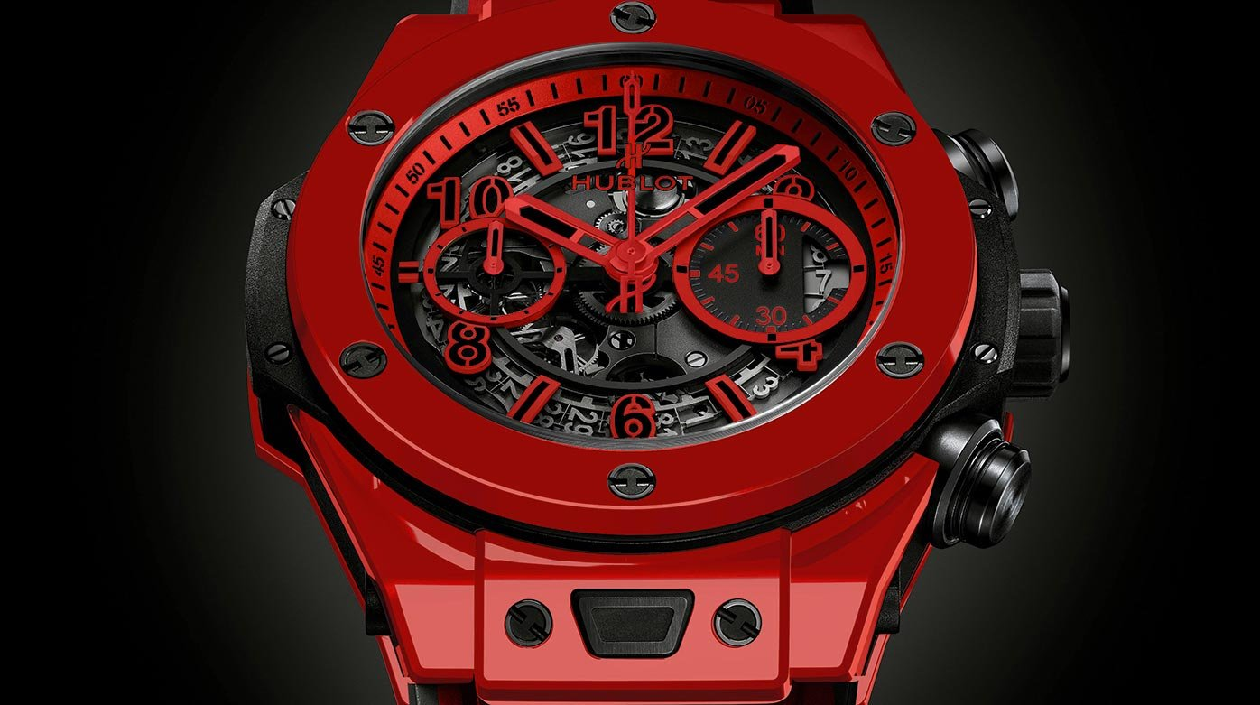 Hublot - Big Bang Unico Red Magic
