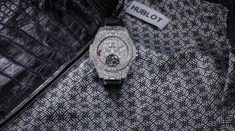 Big Bang Unico Tourbillon Croco High Jewellery Trends and style