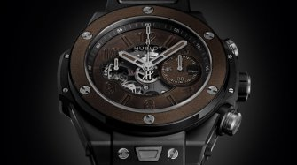 Big Bang Unico Berluti Cold Brown