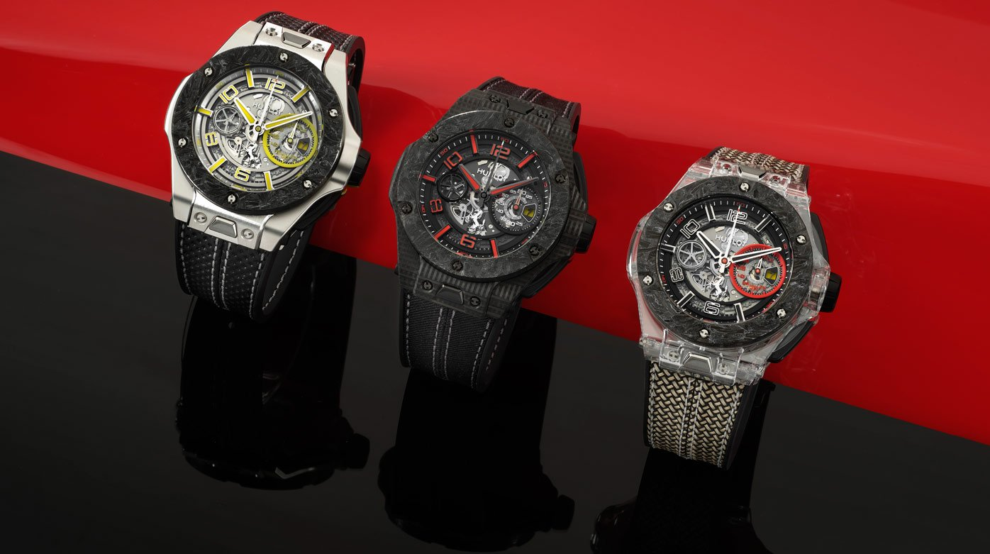 Hublot - Big Bang Scuderia Ferrari 90th Anniversary
