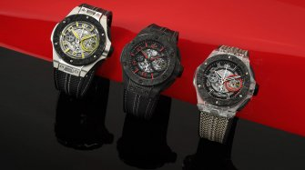 Big Bang Scuderia Ferrari 90th Anniversary Trends and style