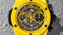 Big Bang Unico Yellow Ceramic