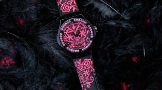 Big Bang Broderie Sugar Skull Fluo Trends and style