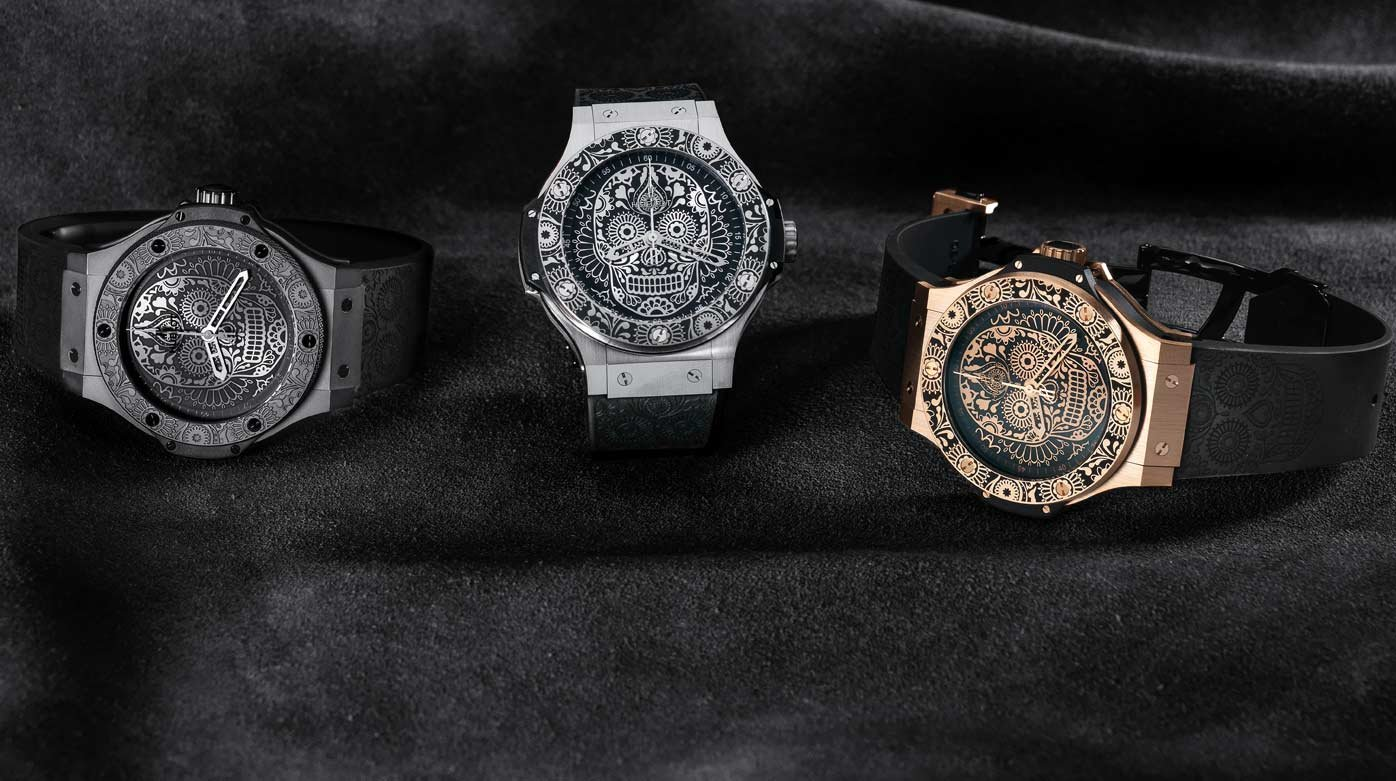 Hublot - Big Bang Calaveras