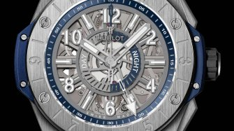 Big Bang Unico GMT Style & Tendance