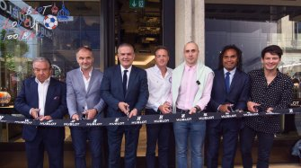 New Hublot Boutique in Geneva