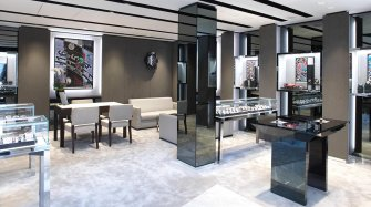 New flagship boutique in London
