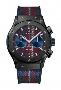 Chronographe Italia Independent Ceramic « Tartan »