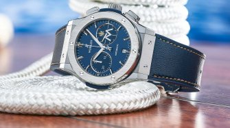 Official Timekeeper of Porto Montenegro Marina and Yacht Club Trends and style