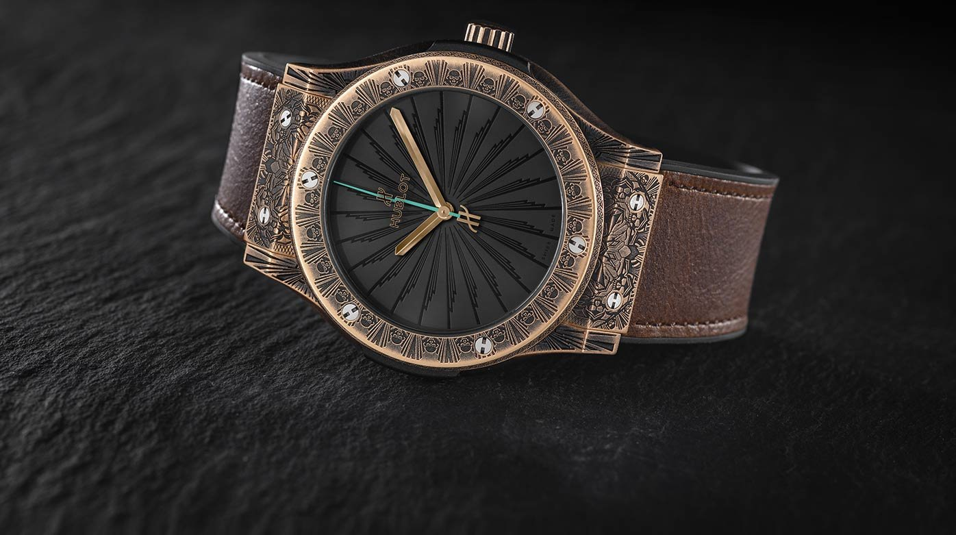 Hublot - Classic Fusion Wild Customs