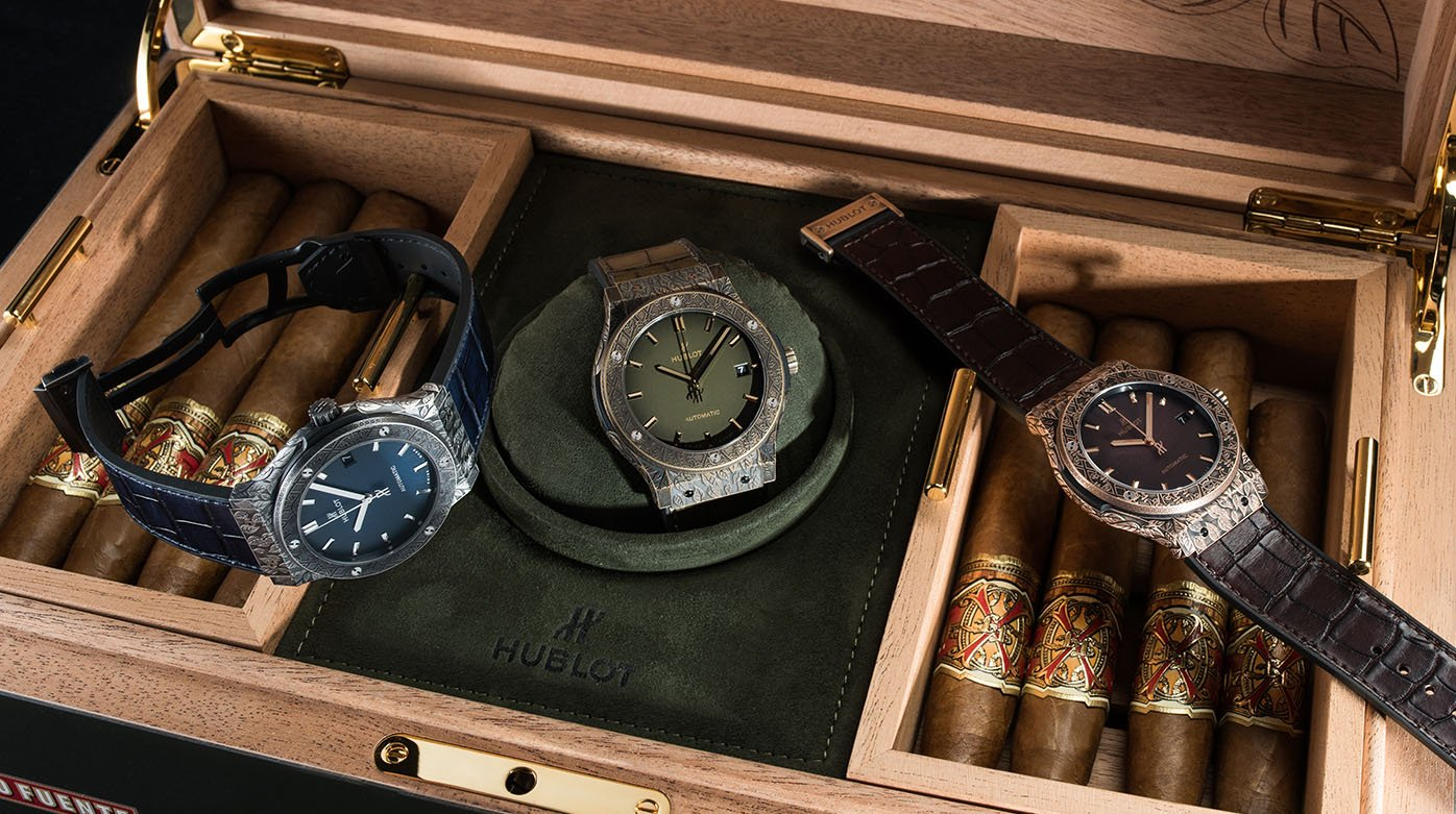 Hublot - Classic Fusion Fuente Limited Edition 45 mm