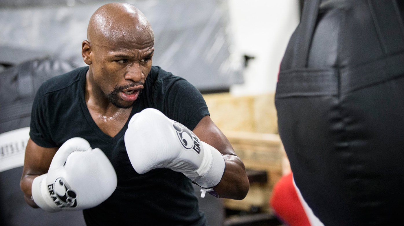 Hublot - Floyd Mayweather returns to the ring