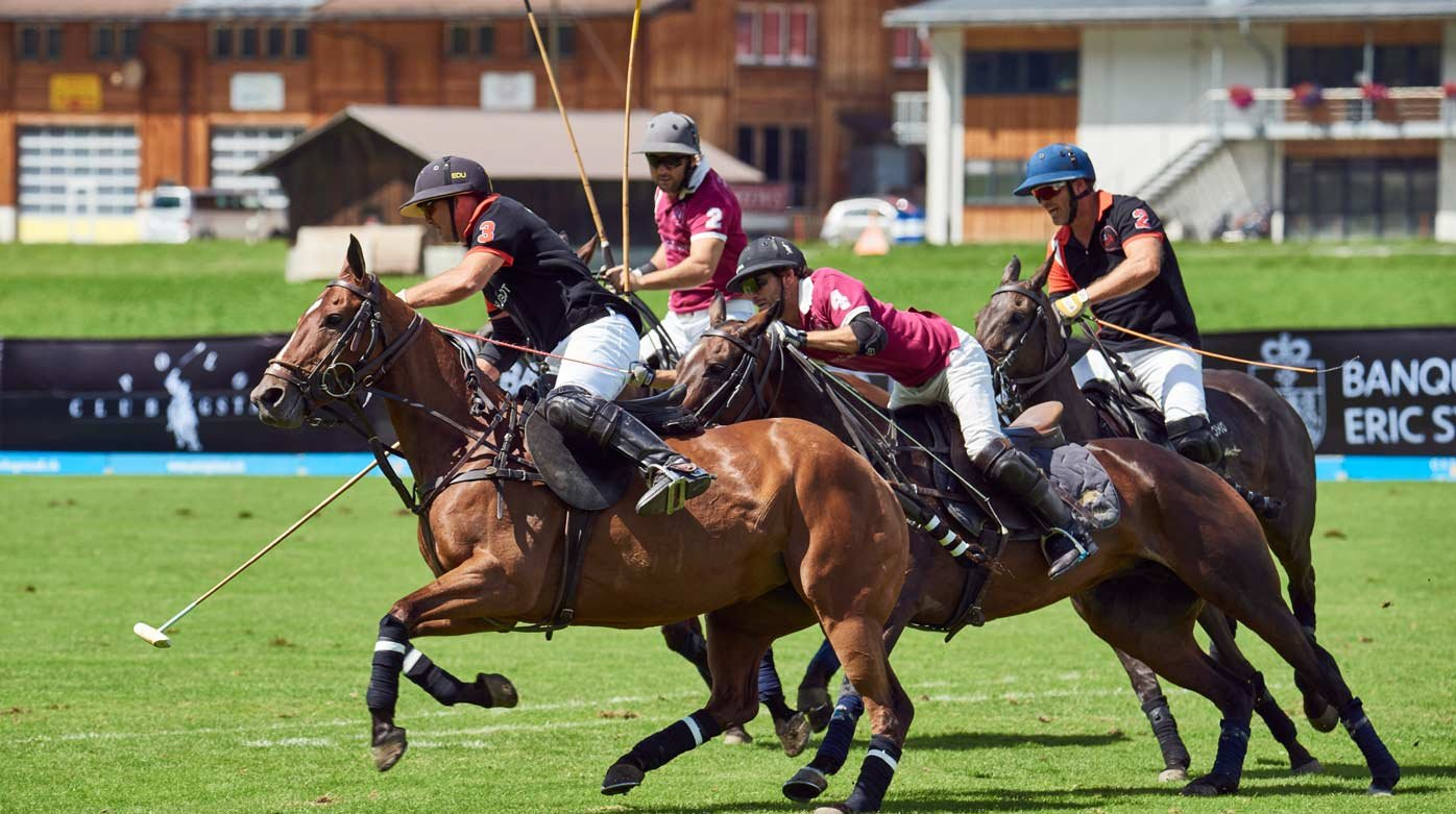 Hublot - Polo Gold Cup in Gstaad
