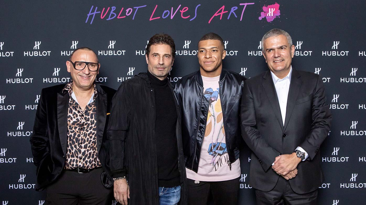 Hublot - Art Celebration