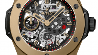 Big Bang Meca-10 Magic Gold Trends and style